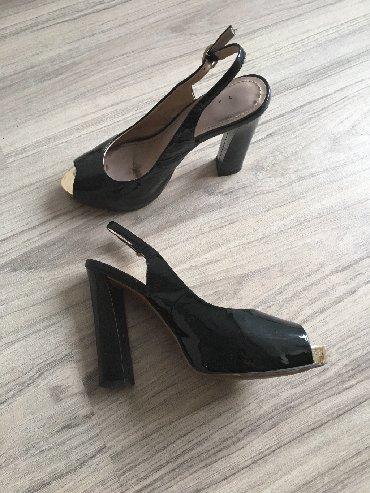 синие туфли на каблуках в Кыргызстан: Женские туфли 37