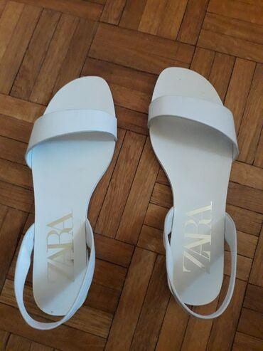 Ostalo   Loznica: ZARA sandale jednom nosene