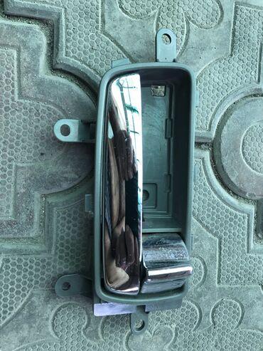 Ниссан-Альтима 9 гг,внутренняя ручка двери,замок,спойлер,тросики,всё