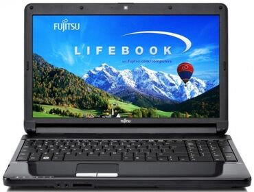 fujitsu - Azərbaycan: Model Fujitsu Simens AH-530Cpu İntel Core i5 M480 2.7 GHzRam 4 GBHdd