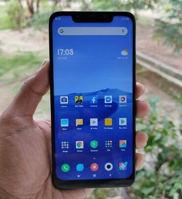 brilliance bs2 16 at - Azərbaycan: İşlənmiş Xiaomi PocoPhone F1 64 GB Gümüşü