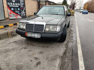где делают ворота для дома в г бишкеке в Кыргызстан: Mercedes-Benz 230 2.3 л. 1989