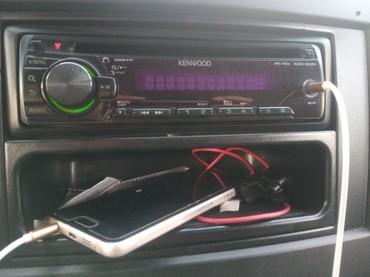 kenwood kdv mp7339 в Кыргызстан: Продаю магнитофон KENWOOD
