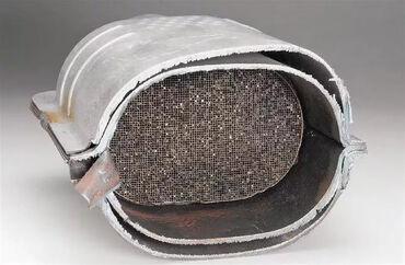 Автозапчасти и аксессуары - Кыргызстан: Удаление катализаторовИ ремонт выхлопной системыВыкуп