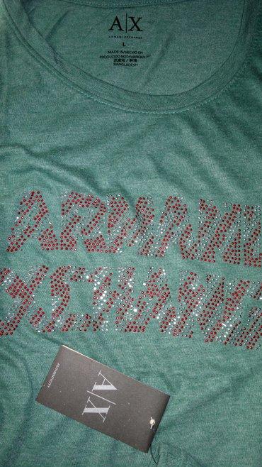 Majica emporio armani - Srbija: Armani Exchange majicauvoz iz australije. Snizeno 50%,rasprodaja