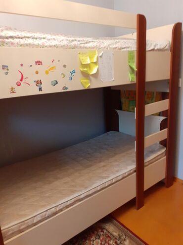 Кровать двухярустная. Эмбавуд