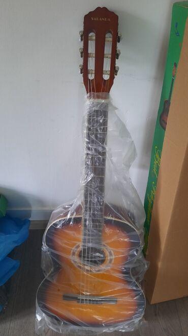 Gitara klassik simli teze pakofqa