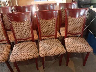 Продаётся хорошие стулья качественные б/у в наличии 12шт