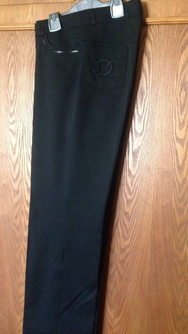 женские-брюки-новые в Азербайджан: Брюки женские новые, размер 42