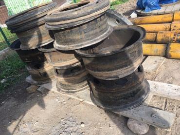 borbet диски в Кыргызстан: Запчасти на экскаватор Диски на Хундай 1400-7 робекс!!! ()