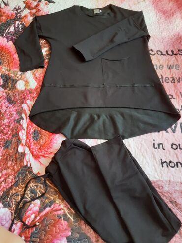 Женская одежда - Кок-Джар: Двойка костюм. Размер подходит до 50
