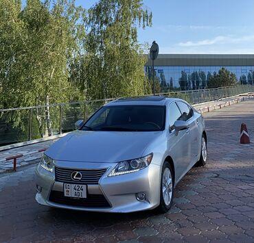 Lexus - Бензин - Бишкек: Lexus ES 2.5 л. 2013 | 114000 км