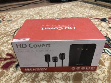 Продаю камеру Hikvision DS-2CD6412FWD-30. Новая. в Бишкек