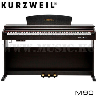 инструменты в Кыргызстан: Цифровое пианино Kurzweil M90 SR (банкетка в комплекте).фантастическое