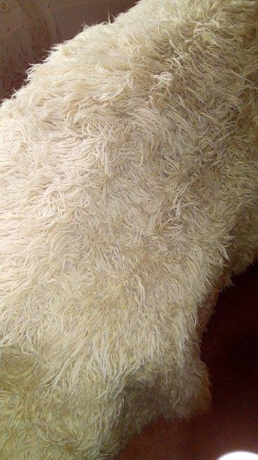Jambolije od vune za trosed, dvosed i fotelju. - Vranje