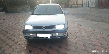 volkswagen golf 2 в Кыргызстан: Volkswagen Golf 1997
