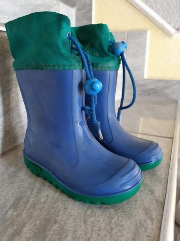 Za decu - Kladovo: Gumene čizme br 21 13cm gaziše