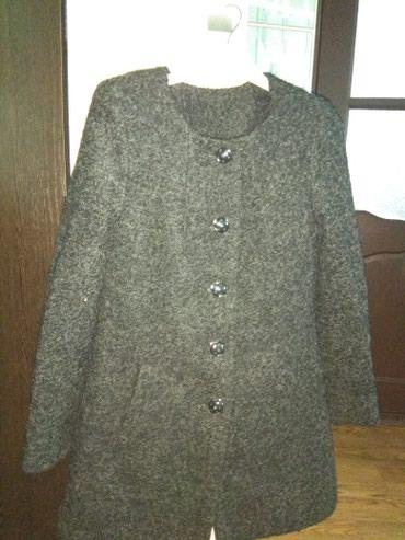 Пальто зимнее ,почти новое . размер 44-46 s m в Бишкек