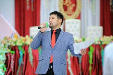 тамада ведущий в Кыргызстан: Тамада АктёрШоумен Нурбек Саматов тойуңуздун көркү.Бийчи ырчылар