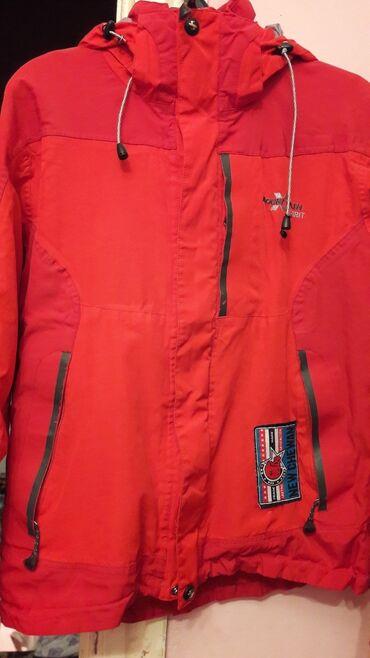 Детская одежда и обувь - Кок-Ой: Продаю спортивную куртку.Оригинал.Внутрь на флисе.Много карманов