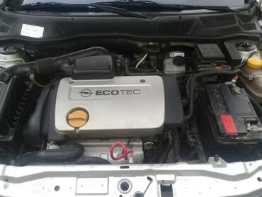 Opel Bərdəda: Opel Astra 1.6 l. 2000   360000 km