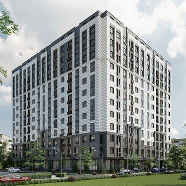 Продаются 1,2 и 3 комнатные квартиры в строящемся доме в микрорайоне В