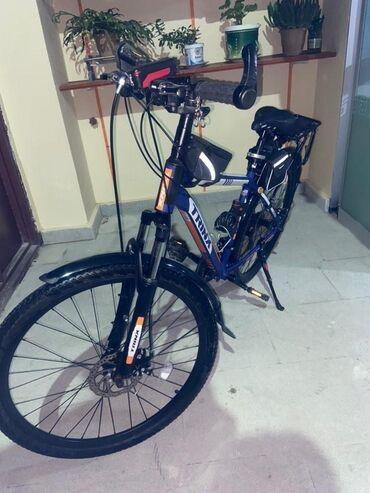 İdman və hobbi - Biləsuvar: ✔400 man(Xirdalan). TRINX velosipedi.Orjinal velosipeddir.27,5
