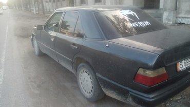 Продаю Мерс г.в1988 об.дв2.3 КПП механика 5-ступка ремонт требует движ в Кара-Балта