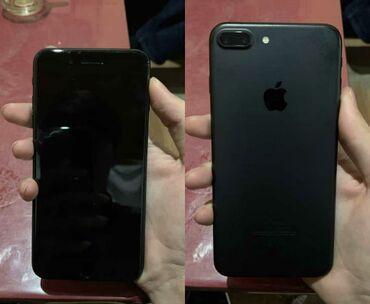Temir tikinti sirketleri - Azərbaycan: İşlənmiş iPhone 7 Plus 32 GB Qara