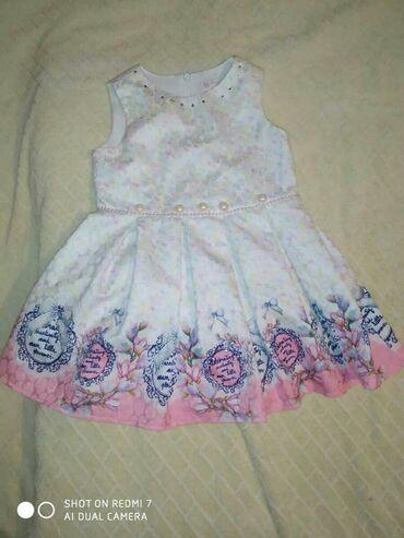 детские двойки в Кыргызстан: Платья двойка на девочку 2-4лет. Турция почти новая