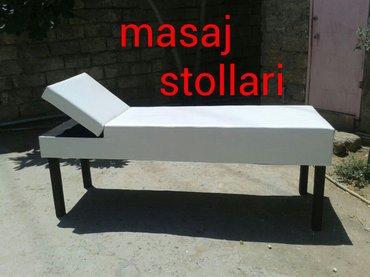 Bakı şəhərində Kusetka TEZE masaj stolu mohkemdir her rengde keyfiyyetli kojalardan 5