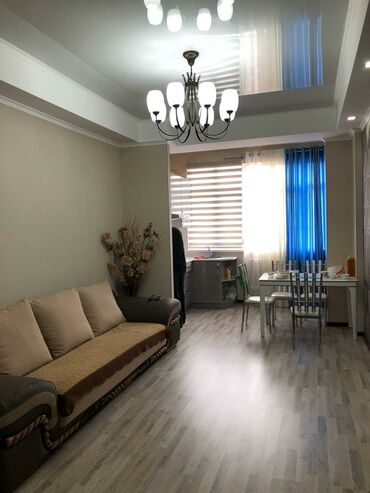 Apartment for rent: 2 bedroom, 65 sq. m, Bishkek