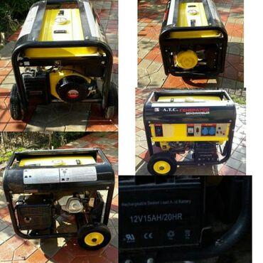 Generator satilir. demək olar təzədir. qiymeti 600 azn. Unvan