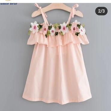 Пошив и ремонт одежды - Кыргызстан: Срочно Цех керек детский платья тиккенге