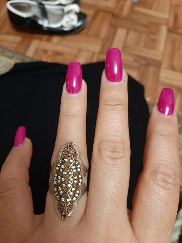 женское кольцо 19 размер в Кыргызстан: Старинное серебряное кольцо 925°. Размер 19