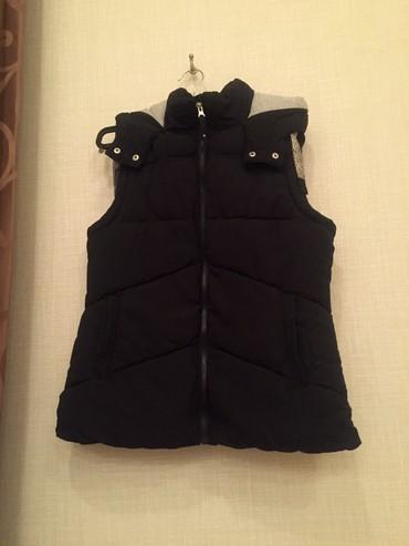 Bakı şəhərində Куртка-безрукавка, размер Us 6, 38 eur