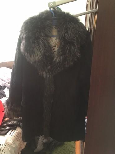 черную шубку в Кыргызстан: Шубы Angelinamara XL