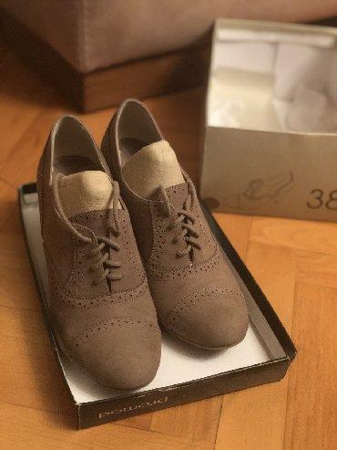 Marka: promod olchu: 38 rebg:boz material: deri ince ayaqlara daha rah
