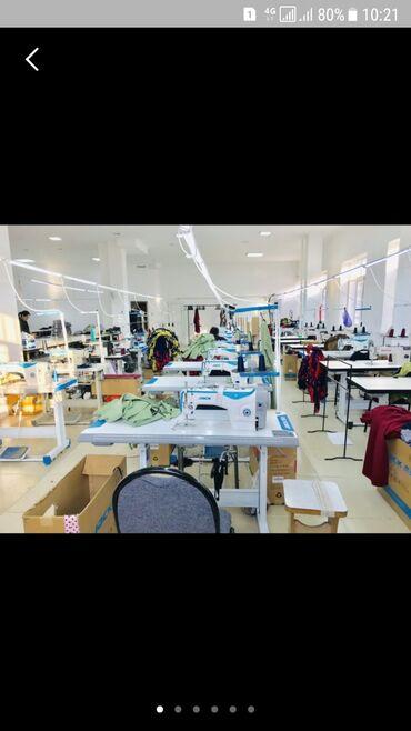Пошив одежды - Кыргызстан: Швея кыздар керек Адрес: Рабочий городок