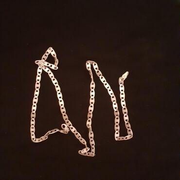 Личные вещи - Бает: Мужская цепочка серебро 925 пробы