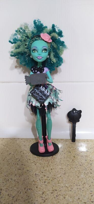 акустические системы monster колонка сумка в Кыргызстан: Продаю ! Продаю ! Продаю ! Кукла Monster High ( Монстер хай )  ХАНИ СВ