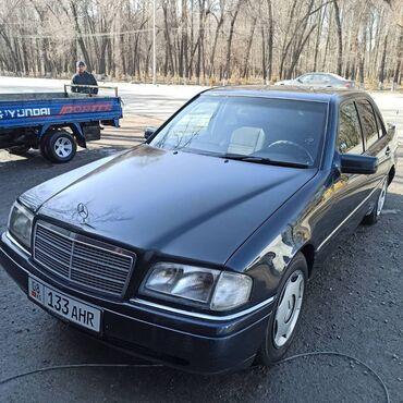 Mercedes-Benz C 230 2.3 л. 1997 | 250000 км
