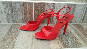 Lg fino dual - Valjevo: Sandale 39. NOVE stikla 12,5cm gaziste 26,5cm. Cena je fixns