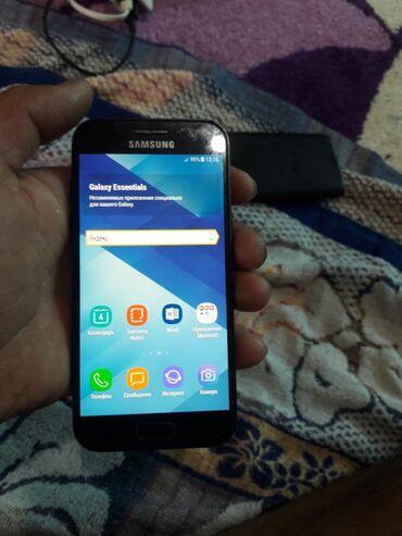 chjornye ot samsung naushniki в Кыргызстан: Samsung a 3 2017