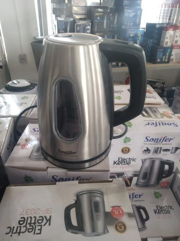 """Xırdalan şəhərində Elektrik çaydan """"Sonifer""""orginal Sonifer firmasi,say"""