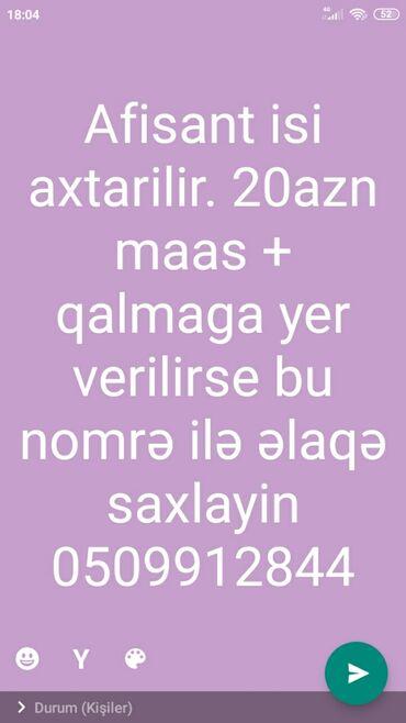 pulsuz elan vermek - Azərbaycan: İş tapildiqdan sonra elan silinəcək. Rayonlarda əlaqə saxlaya bilər