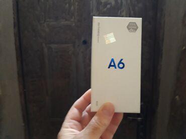 Samsung Galaxy A6 32gb temirde olmaiyb yahsi veziettedi hamisini var