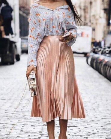 Suknja sl - Srbija: Suknja NOVO!*Nova Kolekcija *Dostupne boje :roze, crna. Velicina