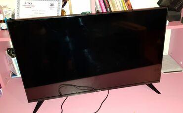 Televizorlar - qara - Bakı: Televizor Daewoo 32 led. 72sm. 290 aznCox az ishlenib. 550 azne alini