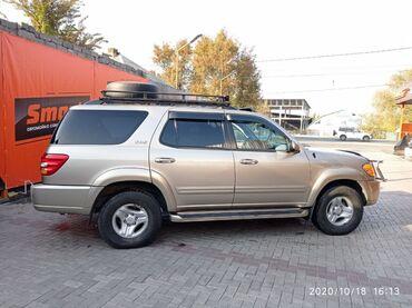 Toyota Sequoia 4.7 л. 2001 | 220000 км